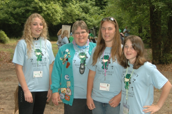 Camp Mystery 2006 #1